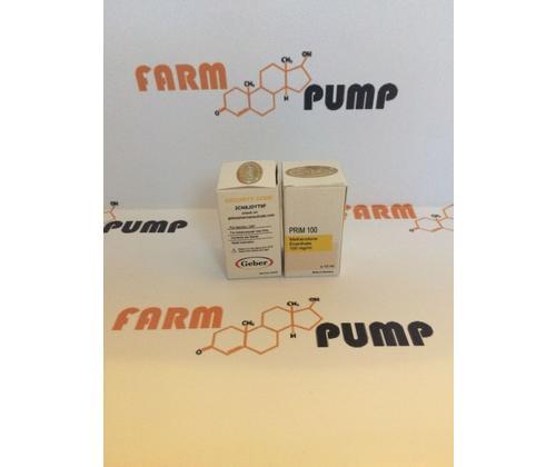 Метандронстенолон с примоболаном пептиды киев купить